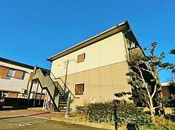 パイニーコーポ戸松[2階]の外観
