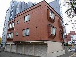 第41森宅建マンション[3階]の外観
