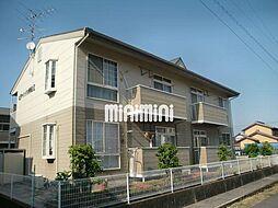 ピアーハイツ柴田II[2階]の外観