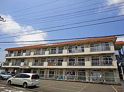埼玉県狭山市狭山台1の賃貸マンションの外観