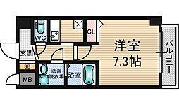 ASTIA新大阪3[4階]の間取り