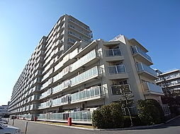 兵庫県明石市川崎町2丁目の賃貸マンションの外観