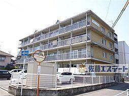 沖野上壱番館[2階]の外観