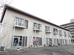 三重県鈴鹿市三日市1丁目の賃貸アパートの外観