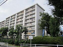 UR梨香台[1-408号室]の外観