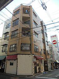キャッスル駒川[4階]の外観