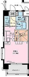 MS1[3階]の間取り