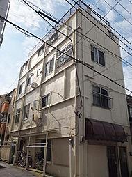 ニュー江戸洗マンション[201号室]の外観