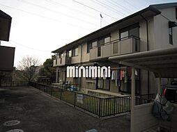 愛知県半田市山代町2丁目の賃貸アパートの外観