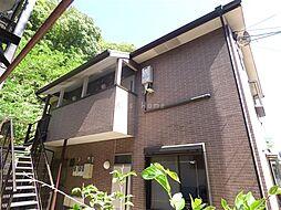 兵庫県神戸市中央区熊内町9丁目の賃貸アパートの外観