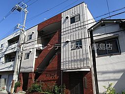 大阪府大阪市城東区野江3丁目の賃貸マンションの外観