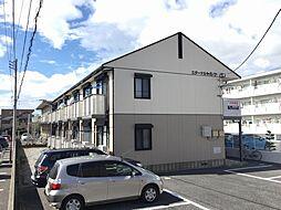 エターナルヤシマB[1階]の外観