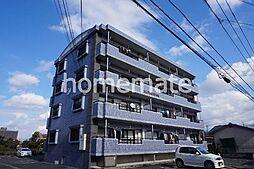 熊本県熊本市南区田井島2丁目の賃貸マンションの外観