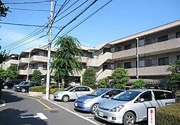 埼玉県所沢市青葉台の賃貸マンションの外観