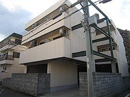 プレアール西冠Ⅱ[3階]の外観