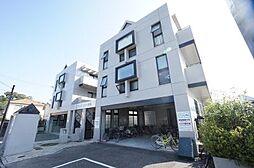 兵庫県宝塚市向月町の賃貸マンションの外観