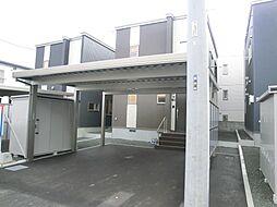 [一戸建] 北海道札幌市豊平区福住一条3丁目 の賃貸【/】の外観