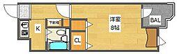 東白マンション[3階]の間取り