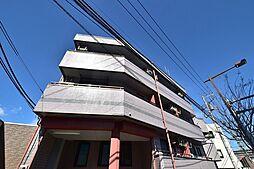 プチコート高幡[201号室]の外観