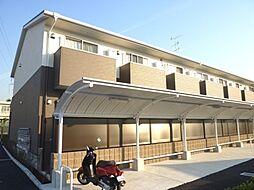 ヴェルドミール園田[2階]の外観