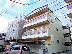 大阪府大阪市生野区林寺6丁目の賃貸アパートの外観