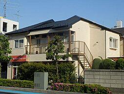 石村ハイツ[202号室]の外観