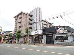 那珂川レジデンス[201号室]の外観