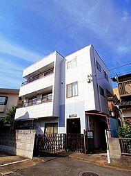 コスモシティ新所沢[3階]の外観