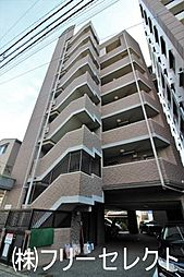 ユーチャリス21[2階]の外観