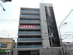 愛知県名古屋市瑞穂区大喜新町4丁目の賃貸マンションの外観