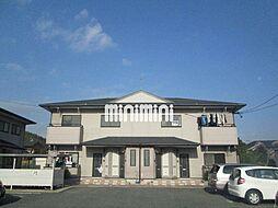 ハイステージ五反田 A棟[2階]の外観