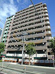 大阪府大阪市北区浮田1の賃貸マンションの外観