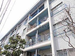 埼玉県川口市元郷5の賃貸マンションの外観