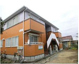 第3パープルハウス[1階]の外観