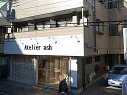 アドレ生田[203号室号室]の外観