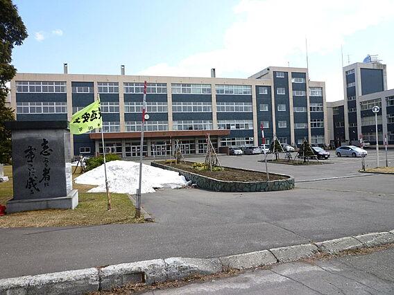 滝川西高校