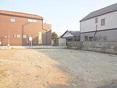 JR中央線「国分寺」駅徒歩13分、閑静な住宅街、人気の整形地、限定1区画。