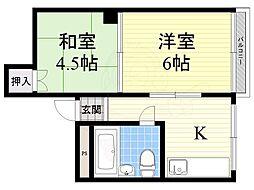 沢ノ町駅 3.8万円