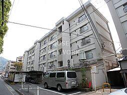修学院住宅A棟[402号室号室]の外観