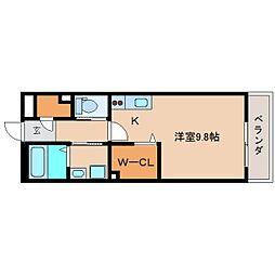 静岡県静岡市清水区矢倉町の賃貸マンションの間取り