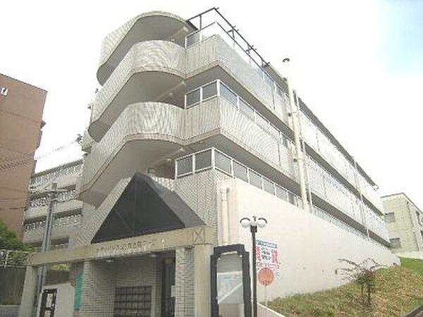 シティパレス東生駒P-3 C[3階]の外観