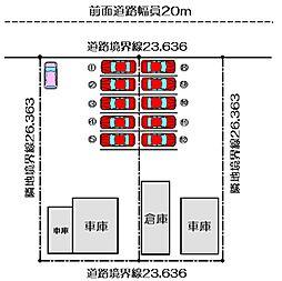 東6条1丁目月極駐車場(東税務署向かい)