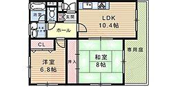 園田駅 6.5万円