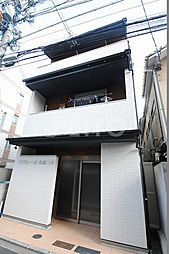 リヴェール京都三条[2階]の外観