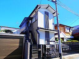東京都練馬区石神井町4の賃貸アパートの外観