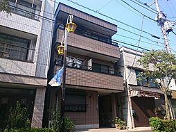 中村ハイム[2階]の外観