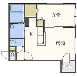 宮の沢駅 4.9万円