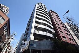 オーラムアルジャン阿波座[10階]の外観