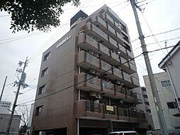 愛知県名古屋市千種区吹上2の賃貸マンションの外観