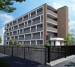 大阪府高槻市上土室6丁目の賃貸マンションの外観